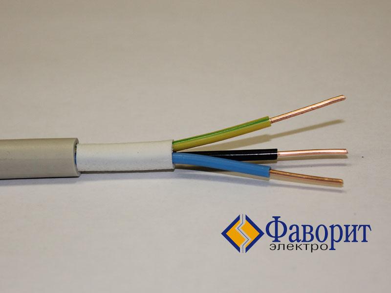 применение провода пвс 2 2.5