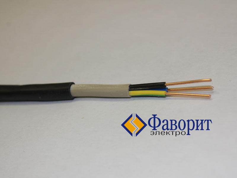 кабель ввгнг 4х4-0.66 цена